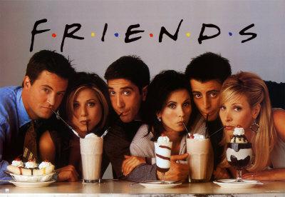 ¿Vuelve Friends?