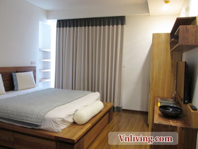Luxury Thao Dien Pearl Apartment For Lease 2 Bedroom