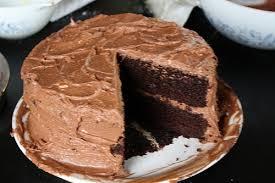 Simple Chocolate Cake Recipe
