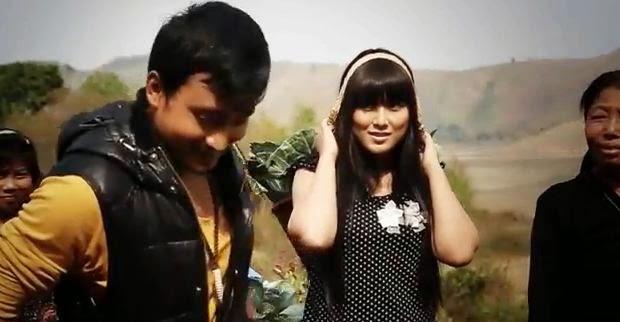 KHAMBA NGAMDA HOURAKHI - Manipuri Music Video
