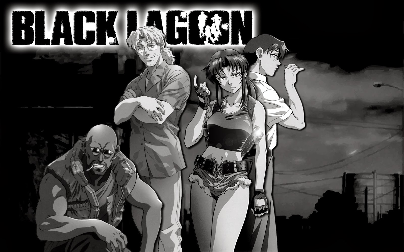 Black Lagoon - Temporada 1