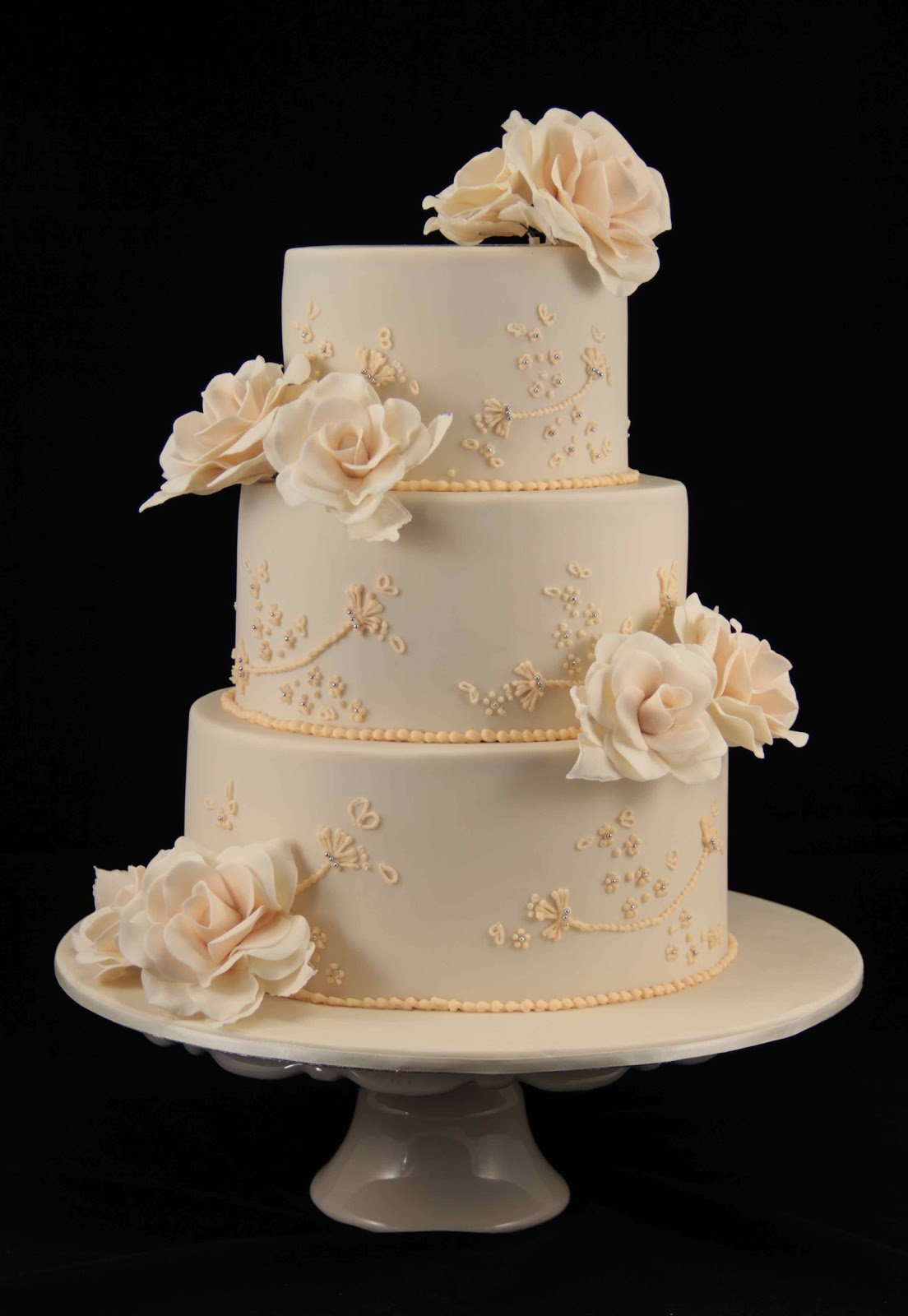 The Wedding Cake Model