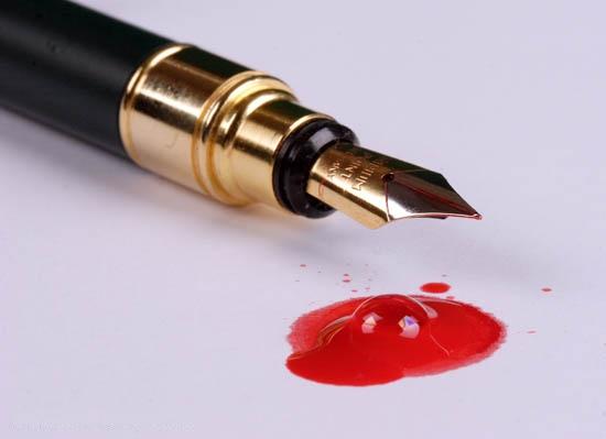 حوار قلمي خربشاتي الخاصه