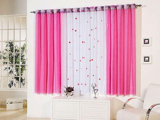 cortinas para quarto de casal : Como escolher cortinas para quarto de casal ? Modelos e