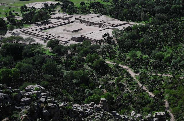 Zona Arqueológica el Cóporo, Guanajuato