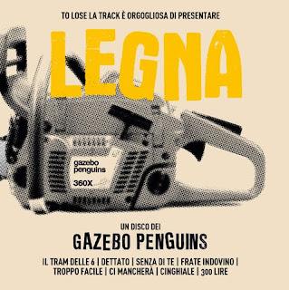 gazebo penguins legna