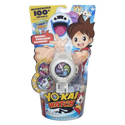 TOYS : JUGUETES - YO-KAI WATCH - Reloj Producto Oficial Serie Televisión - Videojuego | Hasbro B5943 A partir de 4 años Comprar en Amazon España & buy Amazon USA