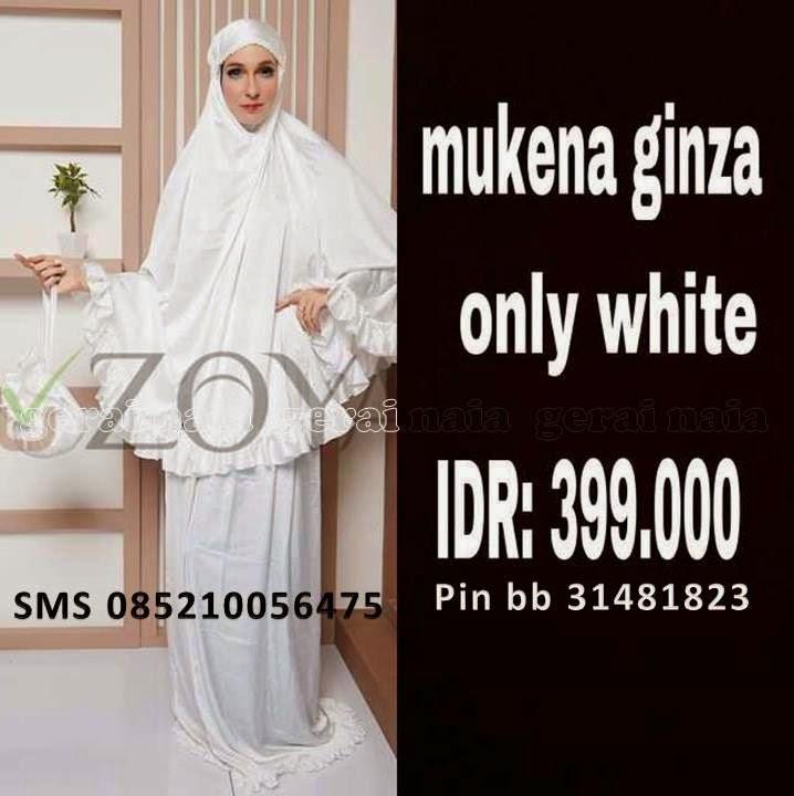 Mukena Zoya Terbaru 2015