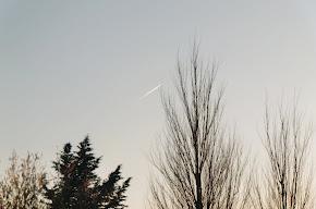 Lo sueños son como los aviones..llegan a su destino y se van.