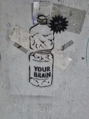 Stencil, Streetart, Urbanart