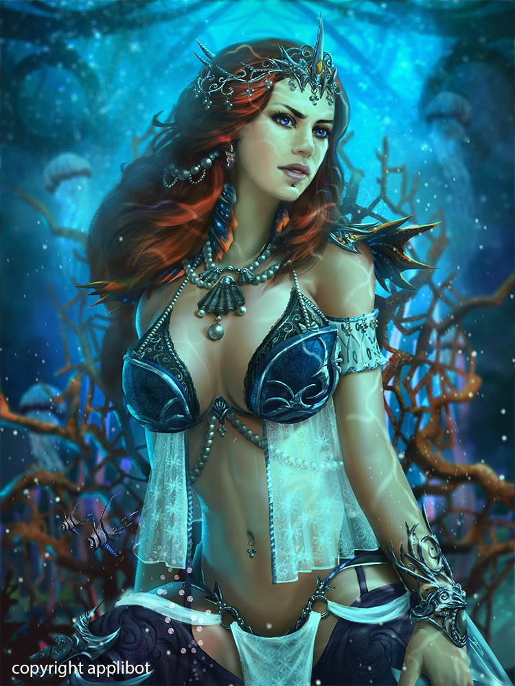 Legend of the Cryptids - (Revel) Frolicking Witch Eduarda