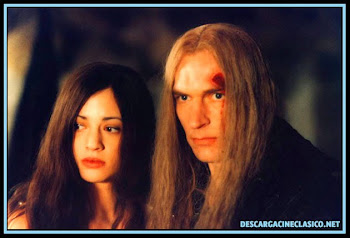 Secuencia de la película El fantasma de la opera 1998 con Asia Argento y Julian Sands