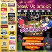 FESTA DOS ANOS 90