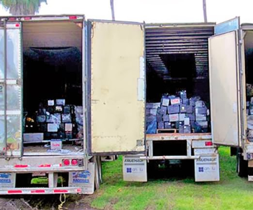 """México, """"país de alto riesgo"""" en el robo de carga y de camiones: BM"""