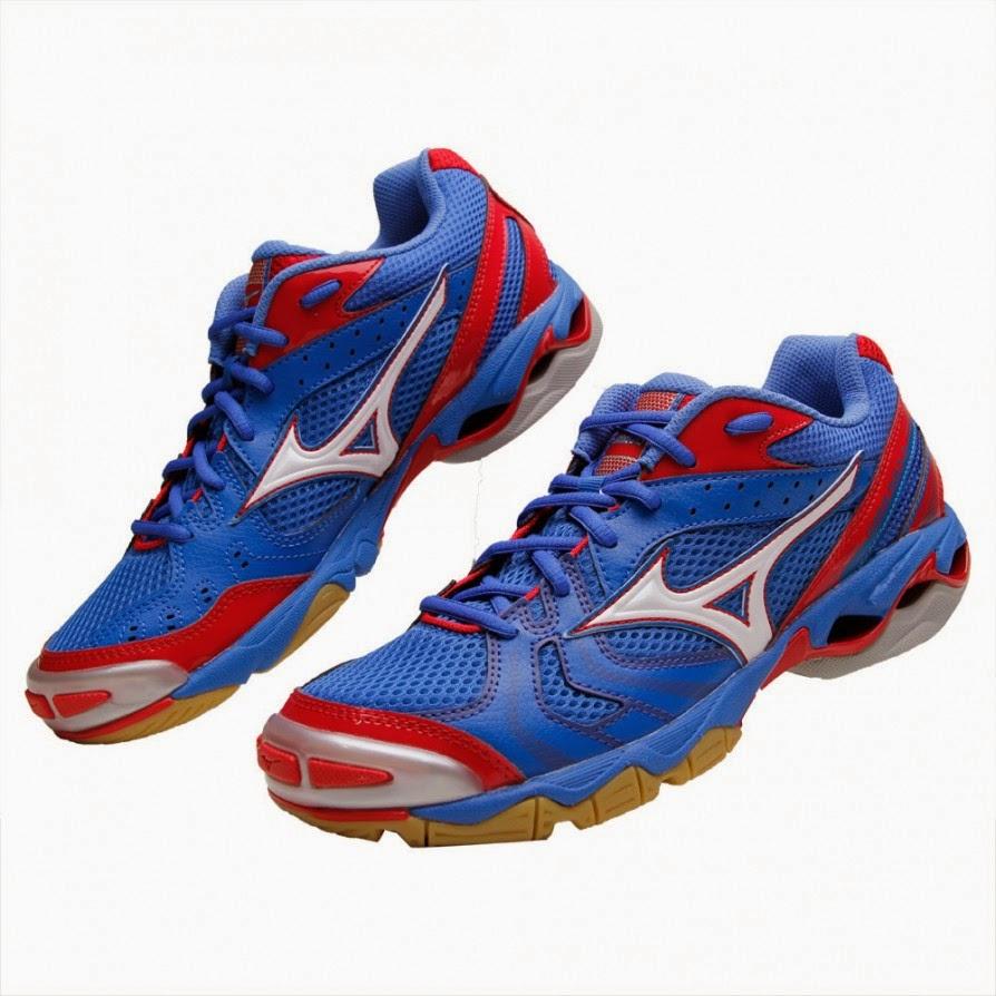 Sepatu Mizuno Wave Bolt 2