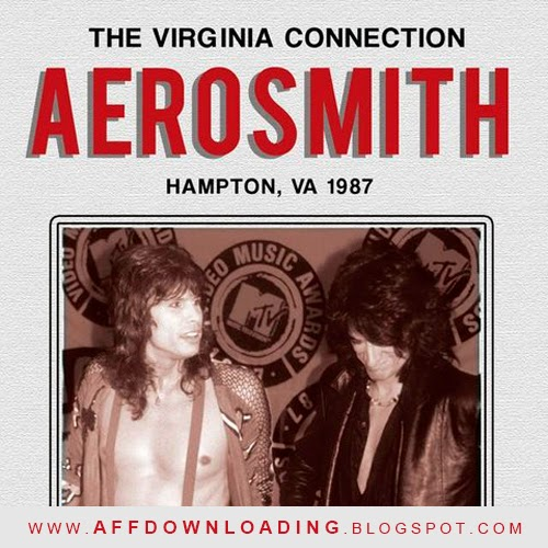 Aerosmith – The Virginia Connection (Live) (2015)