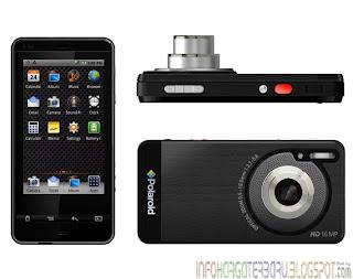 Harga Polaroid SC1630 Spesifikasi Camera Digital Smartphone 2012