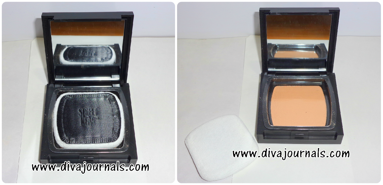 Street wear Colour Rich Perfection Compact Powder