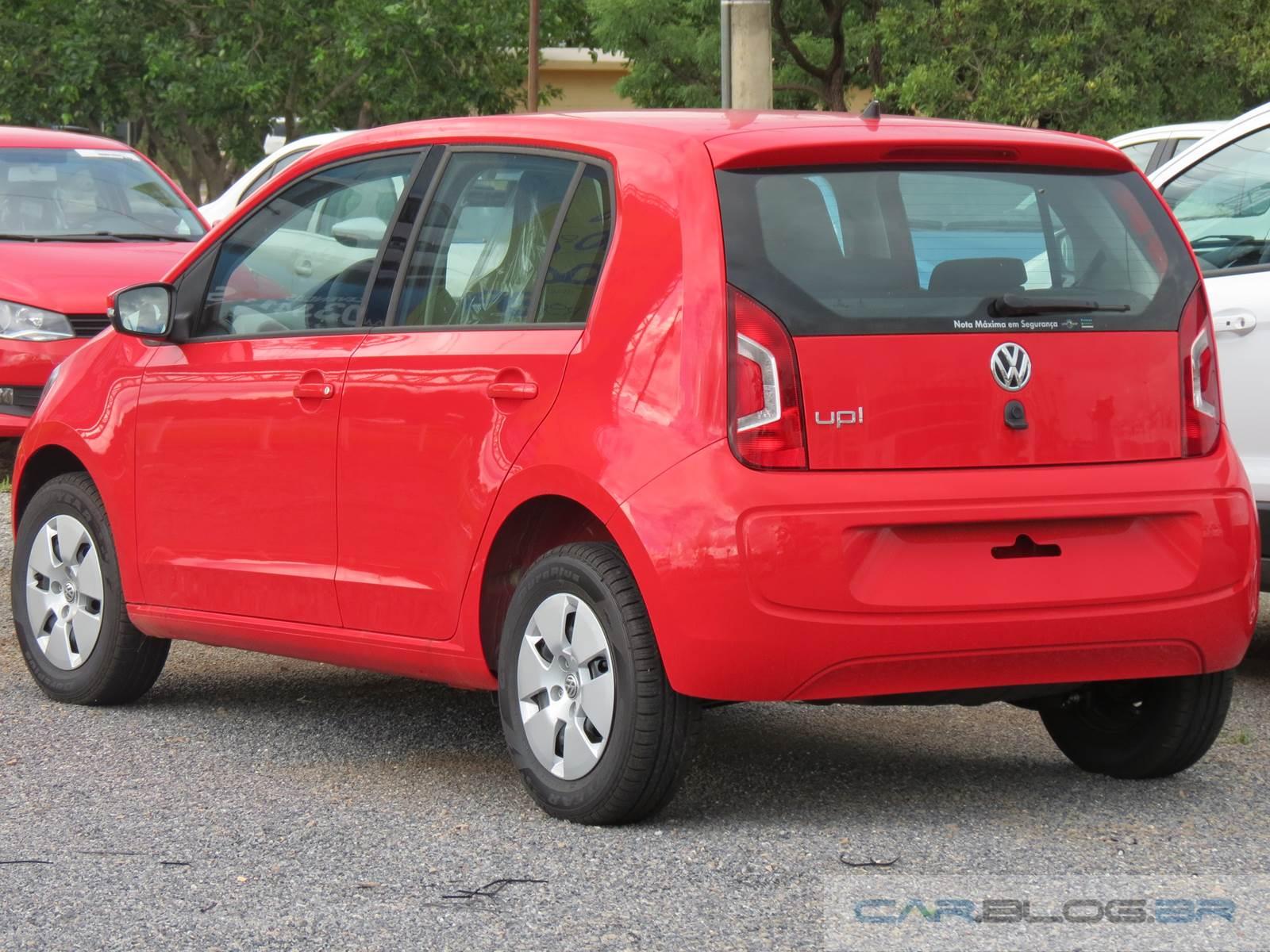 Volkswagen Up Sugesto De Carro Para Uso Profissional