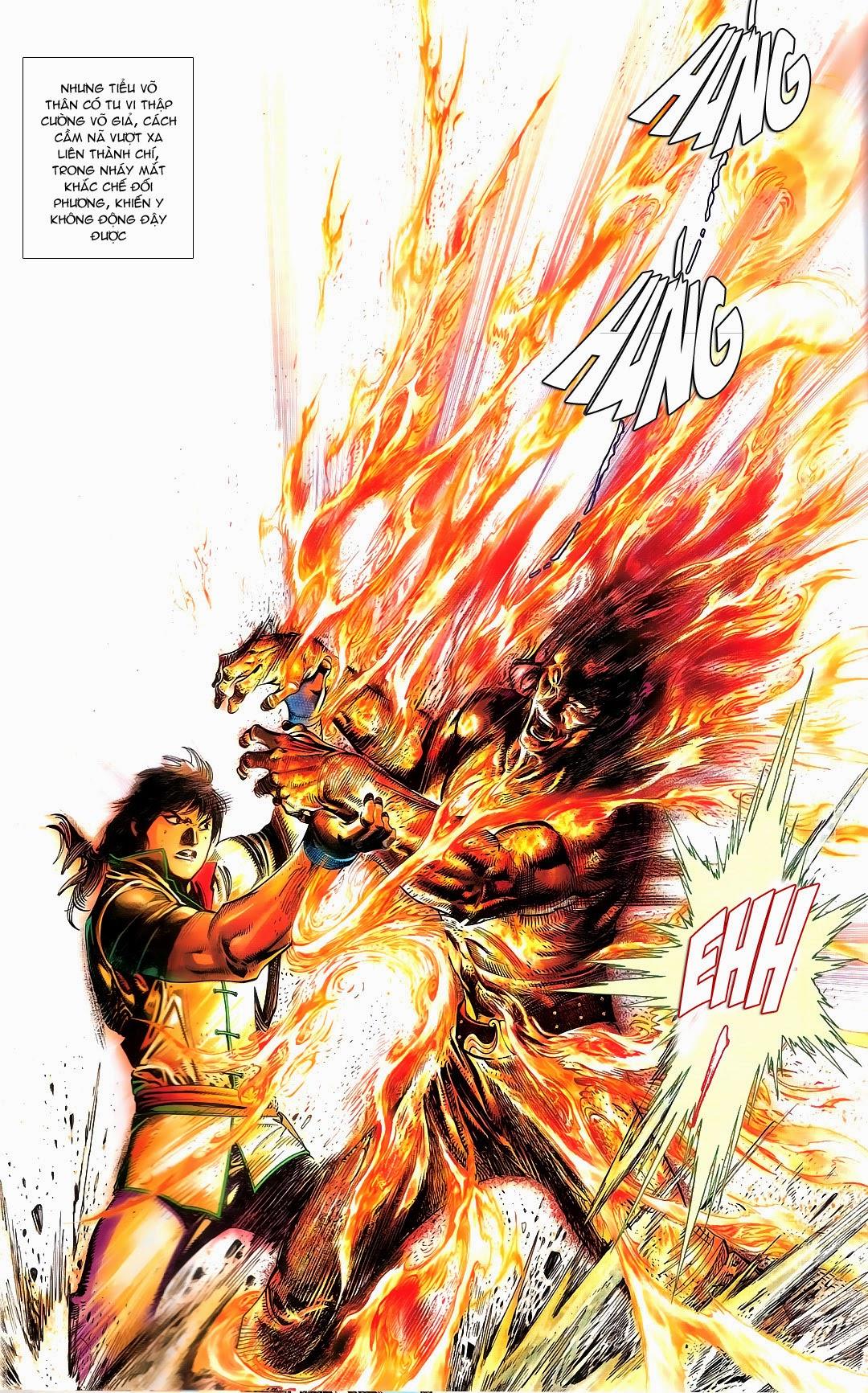 Phong Vân chap 670 Trang 15 - Mangak.info