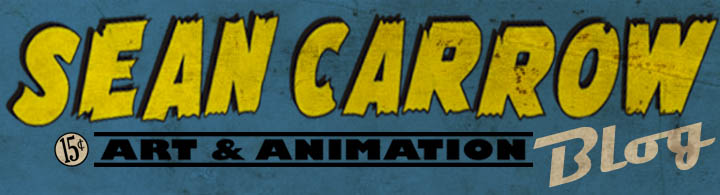 Art & Animation of Sean Carrow