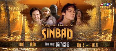Phim Những Cuộc Phiêu Lưu Của Sinbad
