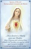 MES DEL INMACULADO CORAZÓN DE MARÍA