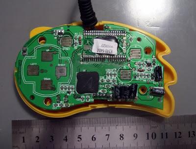 Sega FunPlay PCB
