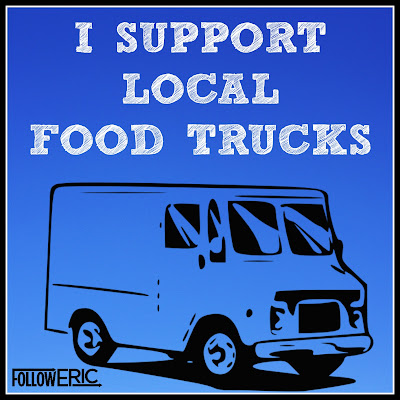support local food trucks
