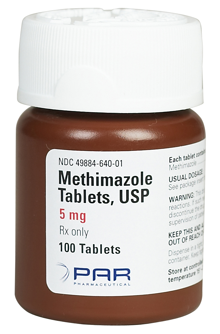 Methimazole (Tapazole) for Cats: Uses, Dosage, Side ...