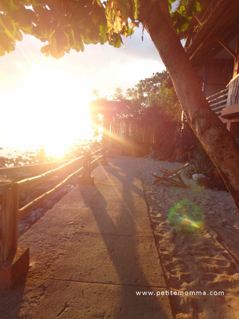 batangas sunset
