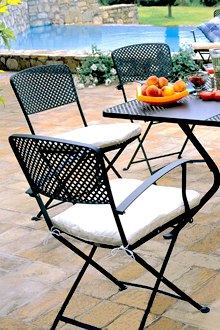 La cerise fait du shopping emu le mobilier de jardin design haut de gamme - Vente privee mobilier jardin ...