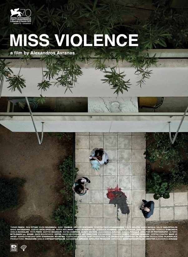 Póster Miss Violence