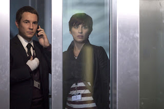 DS Steve Arnott (MARTIN COMPSTON), Detective Constable Kate Fleming (VICKY McCLURE)