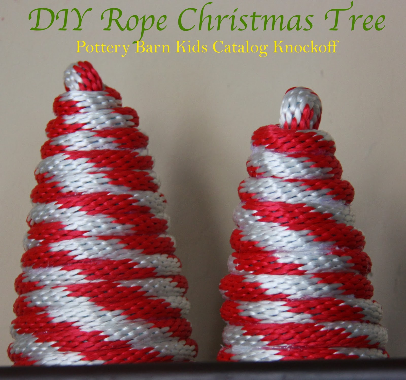 diy christmas tree decorations - Pottery Barn Christmas Trees