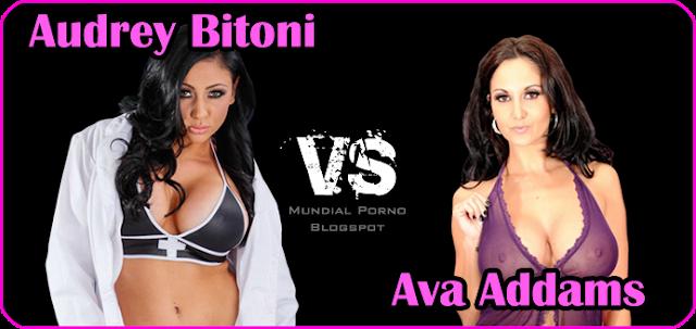 Audrey Bitoni vs Ava Addams
