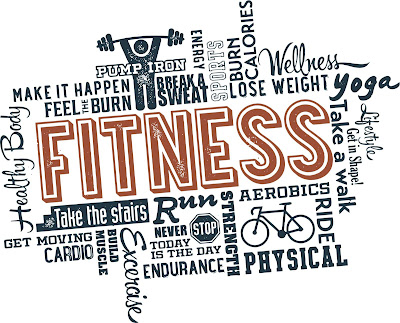 Elements of fitness.