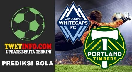 Prediksi Whitecaps vs Portland Timbers