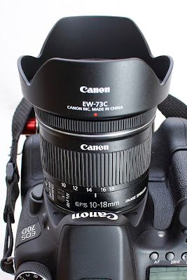 Canon EF-S 10-18mm f4.5-5.6 IS STM Video Test by Chad Soriano