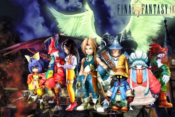 Final fantasy 9 di android
