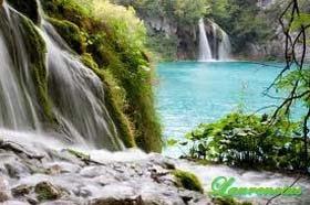 Foto-Danau-Indah-Plitvice-Lakes