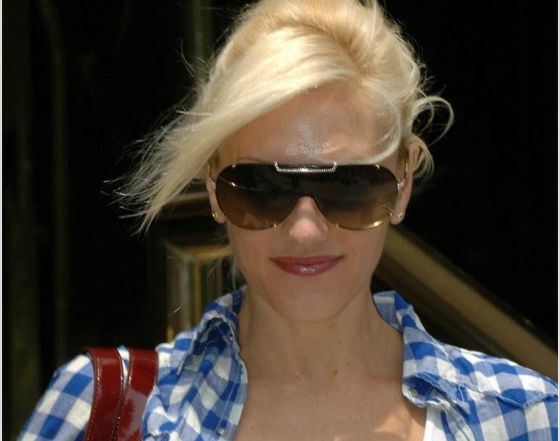 Hollywood's Finest Female Celebrities: Gwen Stefani Gwen Stefani