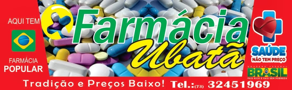 Farmácia Ubatã
