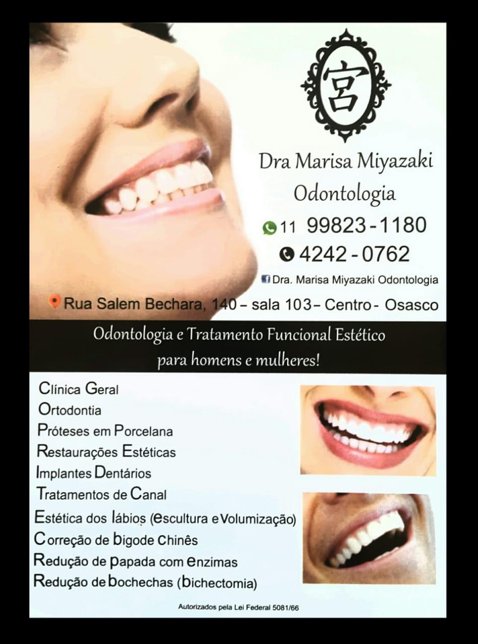 Odontologia e Tratamento Funcional e Estético para Homens e Mulheres!
