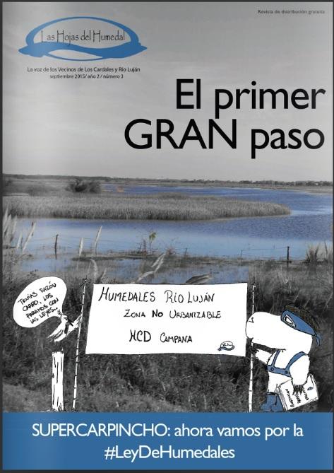 Las Hojas del Humedal n° 3