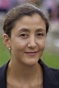 Rostro de Ingrid Betancourt