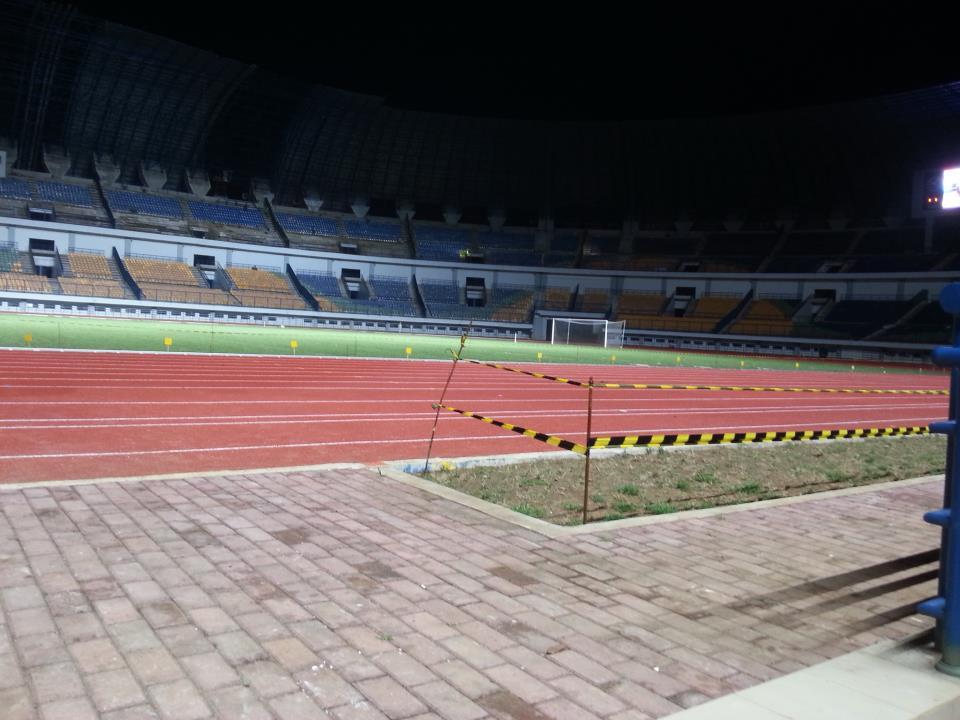 ... foto terbaru dari stadion gedebage mudah-mudahan bermanfaat bagi anda