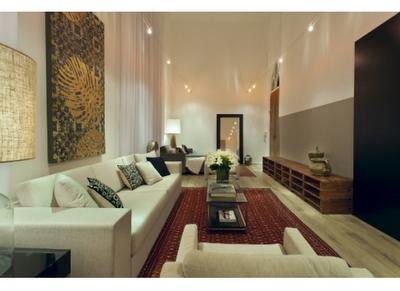 Modernas Salas color tierra en el 2012 Decoracion de salones