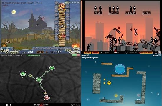 juegos flash estrategia ingenio