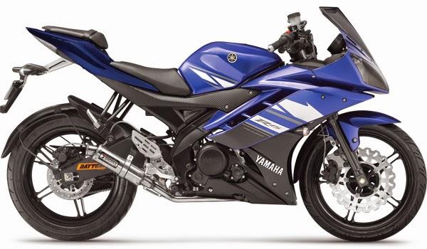 Motor Yamaha YZF-R15 terbaru harga dan spesifikasi